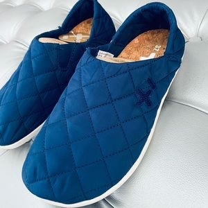 NEW! Otz Shoes Quilted Pattern Slip on Espadrilles